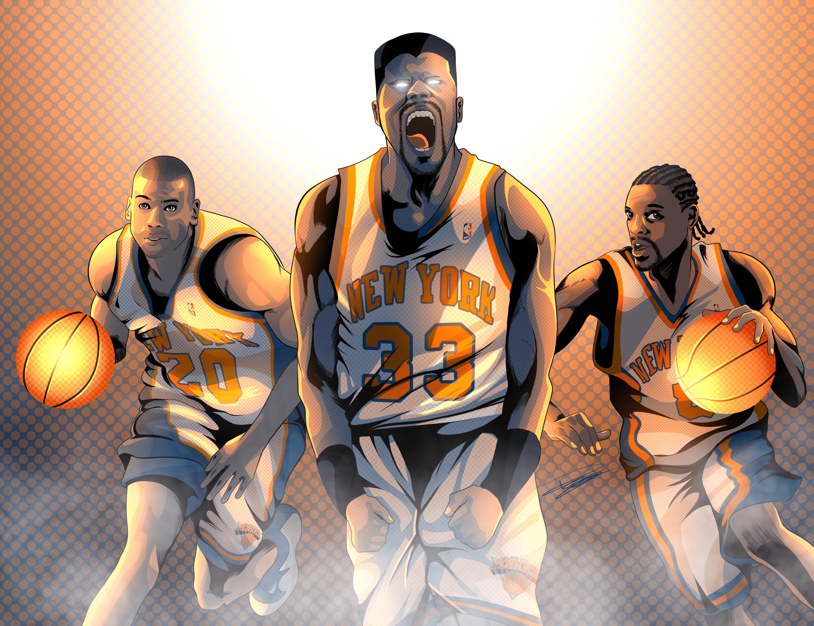 Knicks 1999
